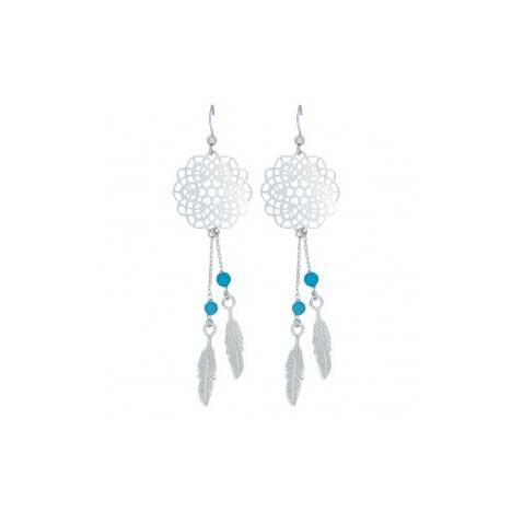Montana Silversmiths Dream Weaver Earrings