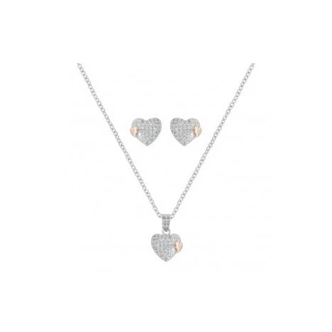 Montana Silversmiths Kindred Hearts Jewelry Set