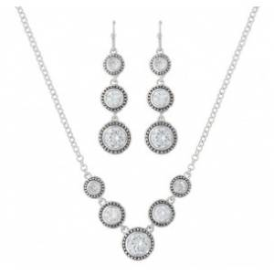 Montana Silversmiths Starlight Dewdrop Jewelry Set
