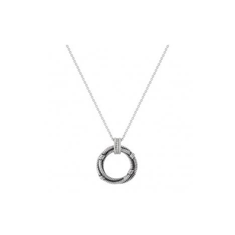 Montana Silversmiths Roped In Brilliance Necklace