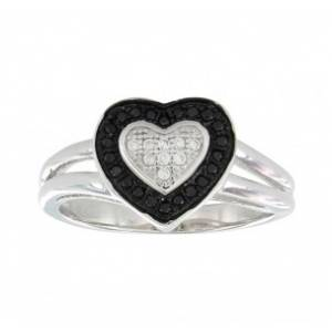 Montana Silversmiths Double Layer Of Love Ring