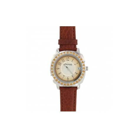 Montana Silversmiths Leather Watch