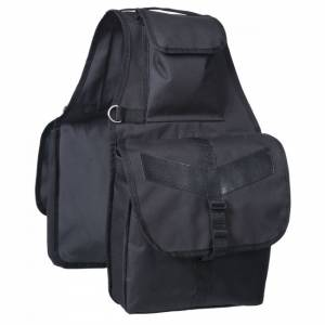 Tough 1 Nylon Cordura Saddle Bag
