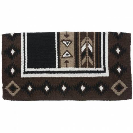Tough 1 Cherokee Wool Saddle Blanket
