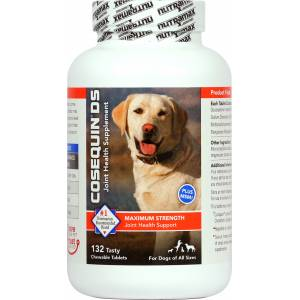 Cosequin DS Plus MSM Chewable Tablets for Dogs