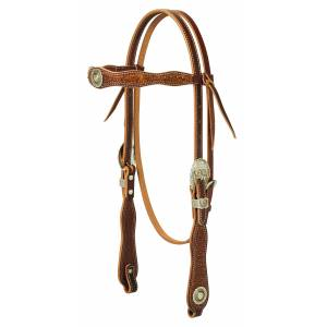Weaver Western Edge Browband Headstall