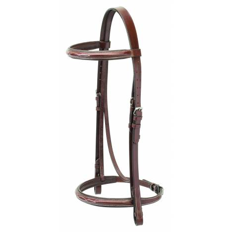 Weaver English Bridle With Reins