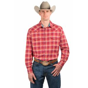 Noble Outfitters Generations Fit Snap Front Shirt - Mens