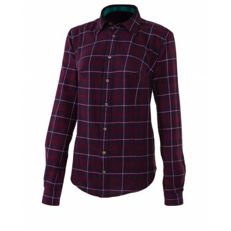 Noble Outfitter Downtown Flannel Shirt - Ladies