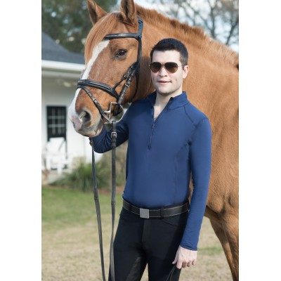 FITS Chill Block Base Layer - Mens - Marine