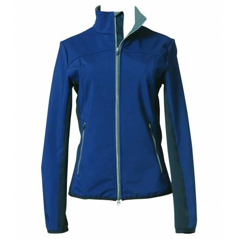 FITS Ladies Hawley Hybrid Stellar Blue Jacket
