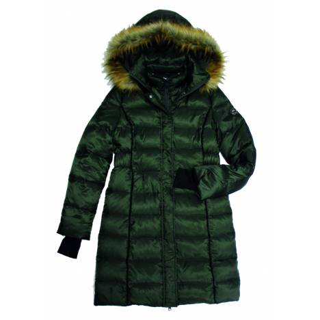 Horseware Padua Long Down Coat - Ladies