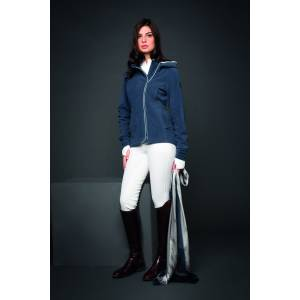 Alessandro Albanese Ladies Platinum Letta Self Seat Breeches