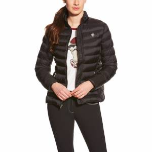 Ariat Ideal Down Jacket - Ladies - Black