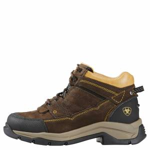 Ariat Terrain Pro H2O - Ladies - Java Brown