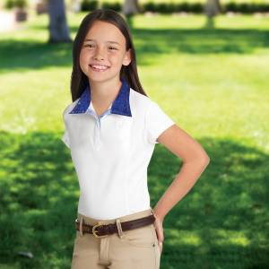 Romfh Sarah Show Shirt- Kids, Short Sleeve