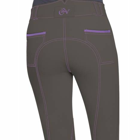 Ovation Heiress Breech- Ladies, Knee Patch