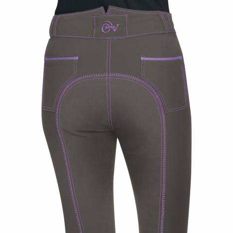 Ovation Heiress Breech- Ladies, Full Seat