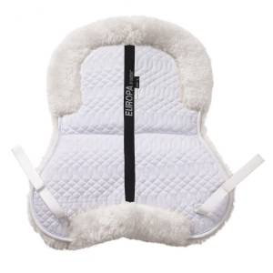 Europa Sheepskin SL Lift Back Half Pad
