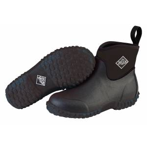 Muck Boots Muckster II Ankle - Kids - Black