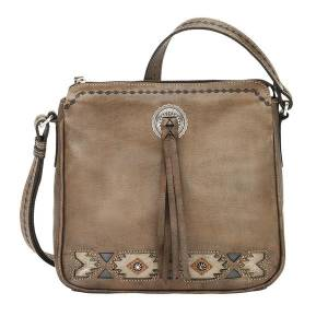 American West Native Sun All Access Crossbody Bag