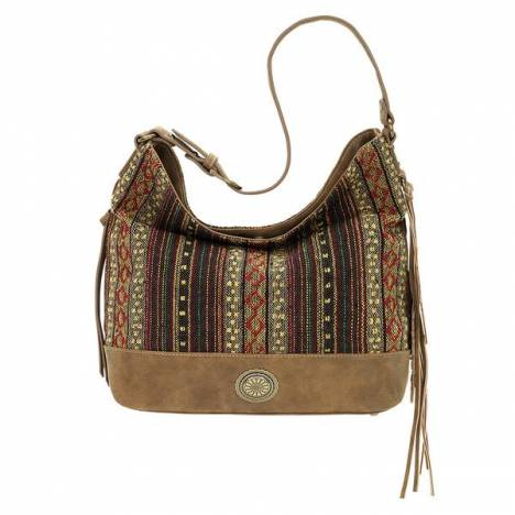 Bandana Serape Shoulder Bag- Ladies