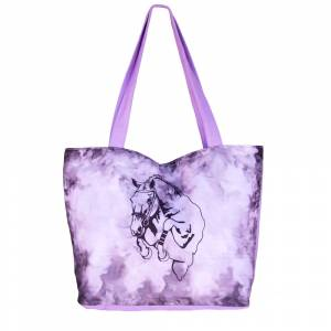 WOW Canvas Tote Bag - Jumper