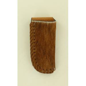 Nocona Calf Hair Pocket Knife Sheath