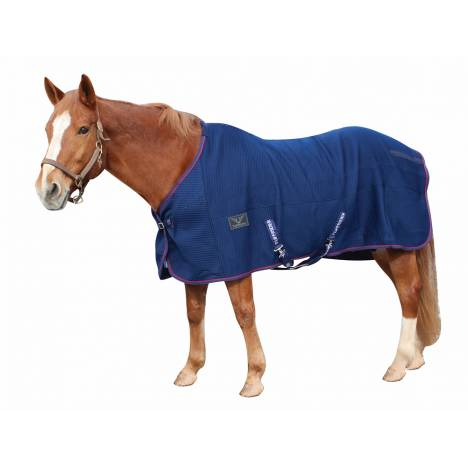 Tuffrider Thermo Manager Stable Sheet With Contrast Piping