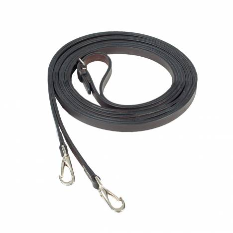 Horze Sparta Leather Draw Reins
