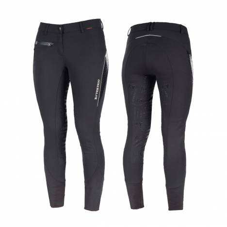 B Vertigo Skylar Silicone Full Seat Breeches - Ladies