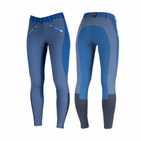 B Vertigo Alexine BVX Knee Patch Breeches - Ladies