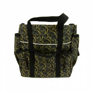 WOW Deluxe Grooming Tools Tote Horseshoes