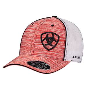 Ariat Mens Heather Offset Logo Hat