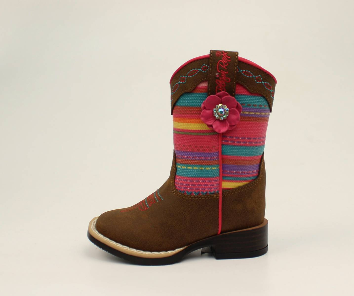 e38890df482 Blazin Roxx Toddler Girls Camilla Western Boot