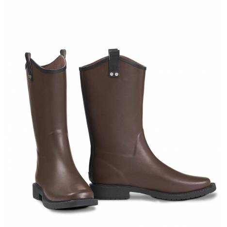 Dbl Barrel Mens Daniel Square Toe Rain Boots