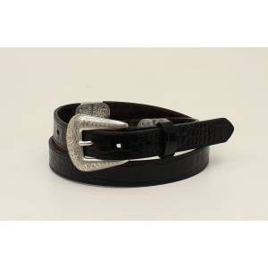 Ariat Ladies Croco Twist Reversible Western Belt