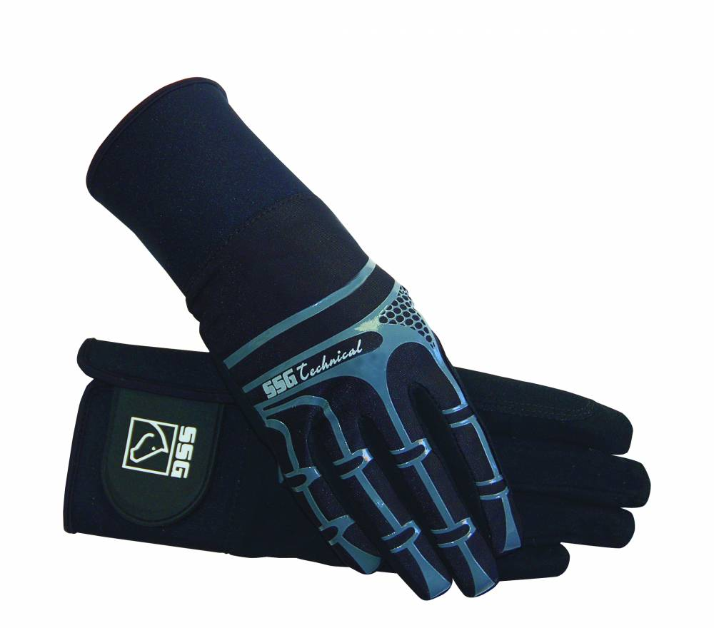 Ssg Technical Sport Support Glove Equestriancollections