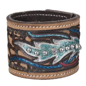 Tough-1 Delilah Collection Cuff Bracelet