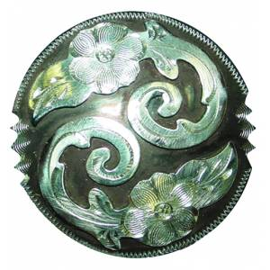 Metalab Antique Floral Concho