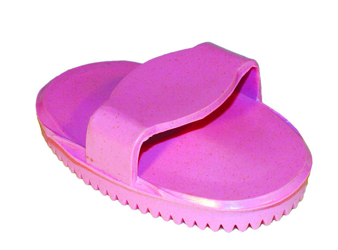 Partrade Soft Rubber Curry Comb