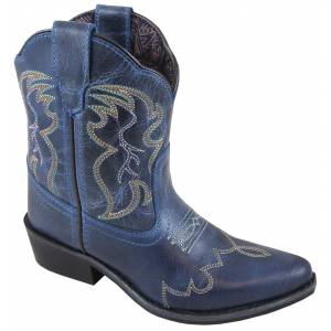 Smoky Mountain Juniper Boots -  Youth - Blue