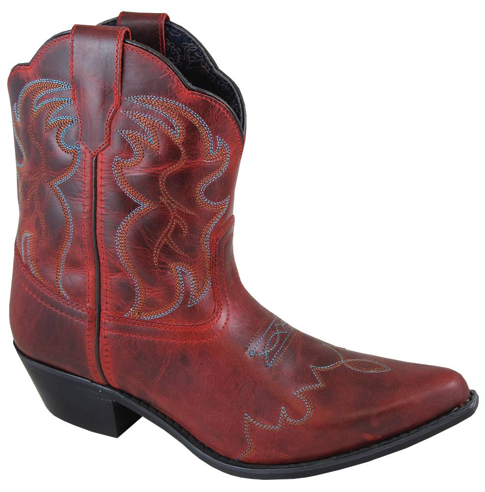 Smoky Mountain Juniper Boot -  Ladies - Red