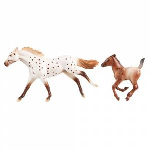 Breyer Stablemate Horse and Foal Set
