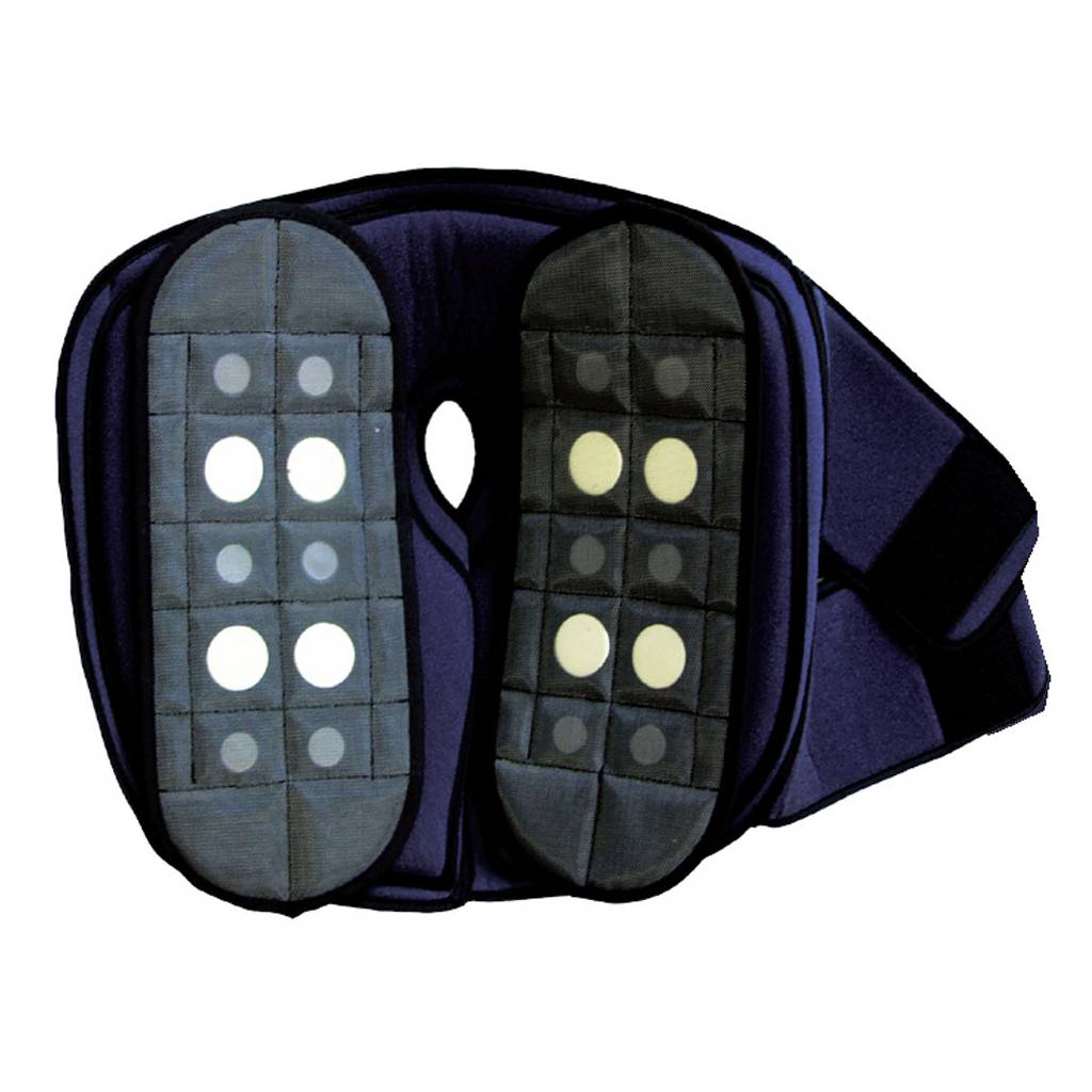 Equomed Maxtra Memory Foam Magnetic Hock Boot