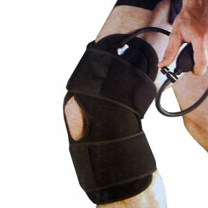 Equomed Lumark Compression Cold Therapy Human Knee Wrap