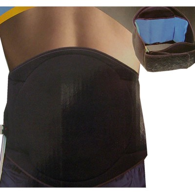 Equomed Lumark Compression Cold Therapy Human Back Wrap