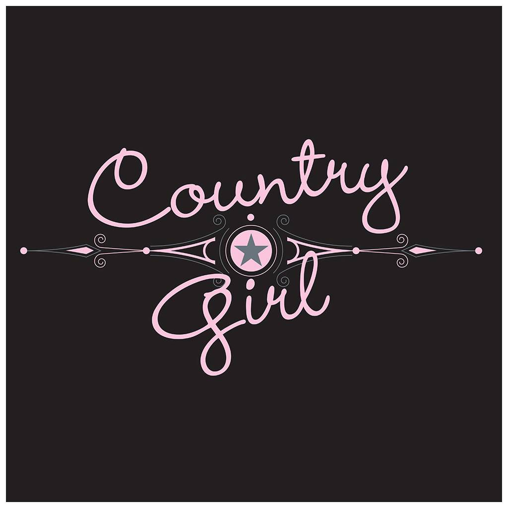 Sound Equine Country Girl Tee Shirt-Ladies