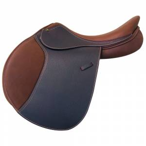 Intrepid Gold Close Contact SEF Pony Saddle