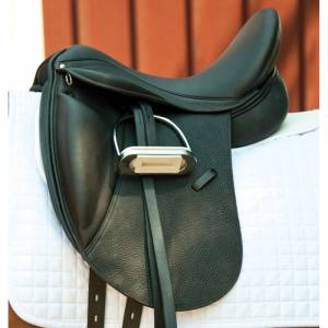 Intrepid Mono Flap Dynamic Dressage Saddle